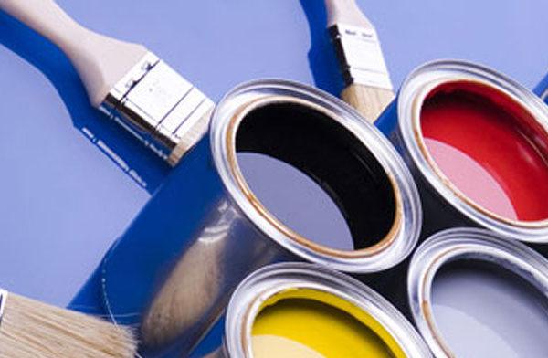 Paint-colours