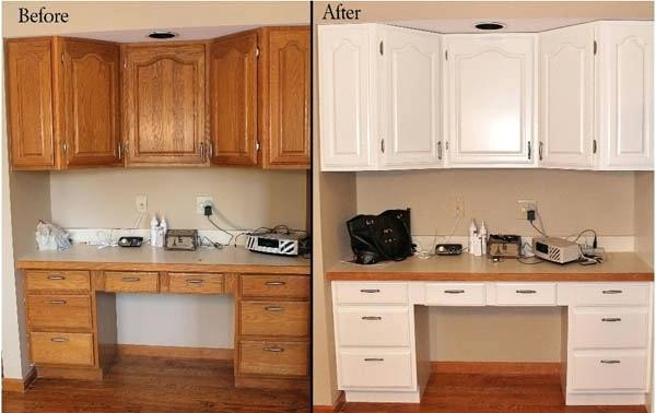 kitchen-cabinets-painted-white-before-and-after