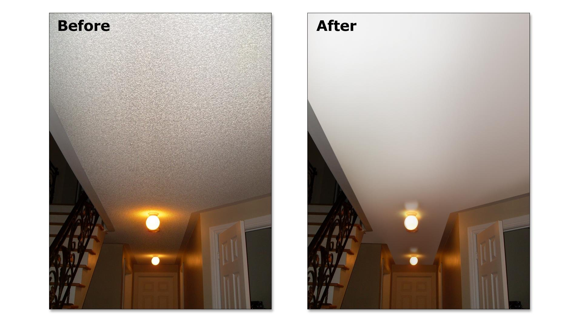 removing-textured-ceiling